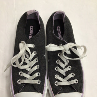 Primary Photo - BRAND: CONVERSE STYLE: SHOES FLATS COLOR: GREY SIZE: 7 SKU: 111-111292-19272