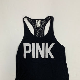 Primary Photo - BRAND: PINK STYLE: ATHLETIC TANK TOP COLOR: BLACK WHITE SIZE: M SKU: 111-111317-1011