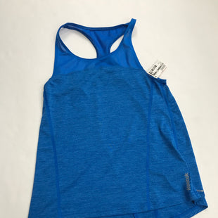 Primary Photo - BRAND: REEBOK STYLE: ATHLETIC TANK TOP COLOR: BLUE SIZE: XS SKU: 111-111317-656