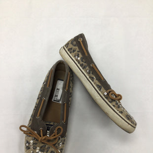 Primary Photo - BRAND: SPERRY STYLE: SHOES FLATS COLOR: ANIMAL PRINT SIZE: 6 SKU: 111-111304-2729