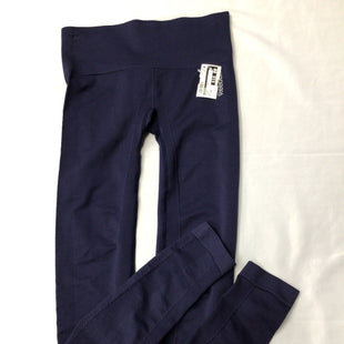Primary Photo - BRAND: REEBOK STYLE: ATHLETIC PANTS COLOR: NAVY SIZE: XS SKU: 111-111279-5117