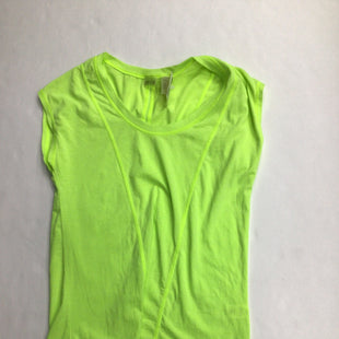 Primary Photo - BRAND: ZELLA STYLE: ATHLETIC TOP COLOR: GREEN SIZE: XS SKU: 111-111317-761