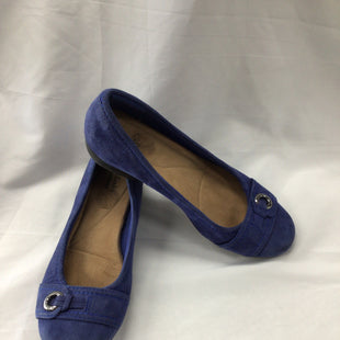 Primary Photo - BRAND: CLARKS STYLE: SHOES FLATS COLOR: BLUE SIZE: 6 SKU: 111-111292-17242