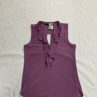 Primary Photo - BRAND: WHITE HOUSE BLACK MARKET STYLE: TOP SLEEVELESS COLOR: PURPLE SIZE: XS OTHER INFO: NEW! SKU: 111-111320-4174