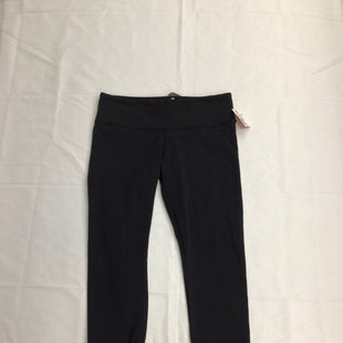Primary Photo - BRAND: LULULEMON STYLE: ATHLETIC CAPRIS COLOR: BLACK SIZE: M OTHER INFO: 8 SKU: 111-111320-2248