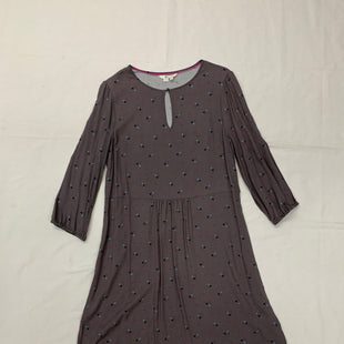 Primary Photo - BRAND: BODEN STYLE: DRESS SHORT LONG SLEEVE COLOR: GREY SIZE: M OTHER INFO: 10R SKU: 111-111320-3393