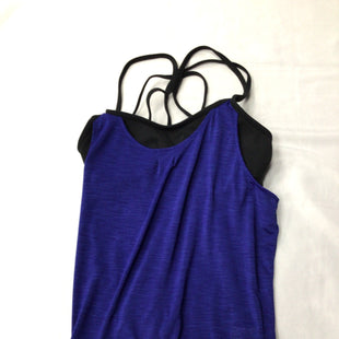 Primary Photo - BRAND: ATHLETA STYLE: ATHLETIC TANK TOP COLOR: BLUE SIZE: XS SKU: 111-111320-2665