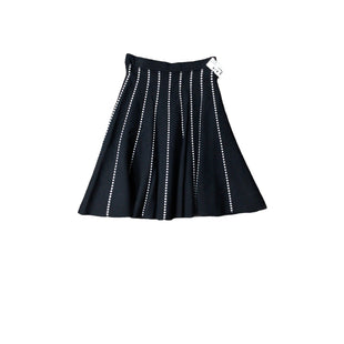 Primary Photo - BRAND: SAKS FIFTH AVENUE STYLE: SKIRT COLOR: BLACK WHITE SIZE: XS OTHER INFO: NEW! SKU: 111-111317-3009
