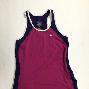 Primary Photo - BRAND: NIKE APPAREL STYLE: ATHLETIC TANK TOP COLOR: PURPLE SIZE: XS SKU: 111-111320-32