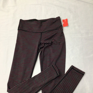 Primary Photo - BRAND: 90 DEGREES BY REFLEX STYLE: ATHLETIC CAPRIS COLOR: STRIPED SIZE: XS SKU: 111-111292-16136