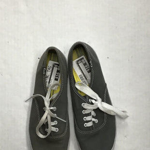 Primary Photo - BRAND: KEDS STYLE: SHOES FLATS COLOR: GREY SIZE: 6.5 SKU: 111-111247-38751