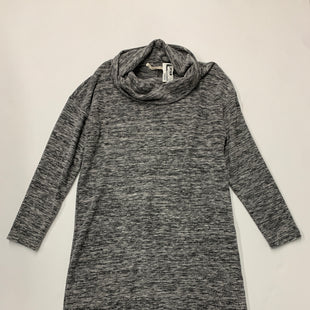 Primary Photo - BRAND: SOFT SURROUNDINGS STYLE: DRESS SHORT LONG SLEEVE COLOR: GREY SIZE: XS SKU: 111-111292-15471