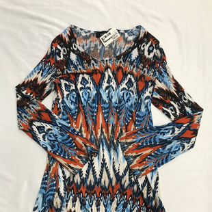 Primary Photo - BRAND: KAREN KANE STYLE: DRESS SHORT LONG SLEEVE COLOR: ASIAN PRINT SIZE: M SKU: 111-111279-3266