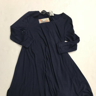 Primary Photo - BRAND: KAREN KANE STYLE: DRESS SHORT LONG SLEEVE COLOR: NAVY SIZE: S OTHER INFO: NEW! SKU: 111-111320-1593