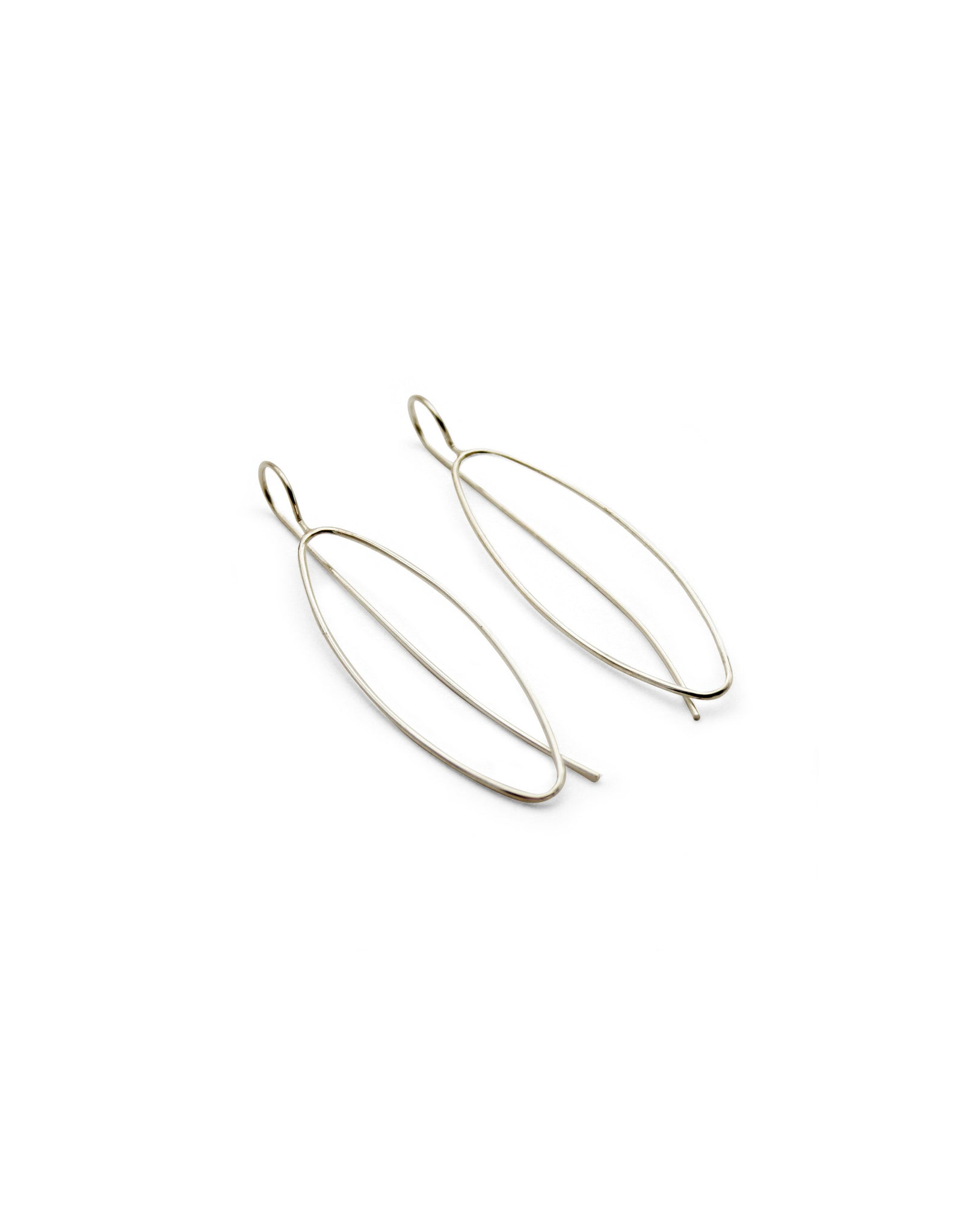 AMANDE EARRINGS SILVER