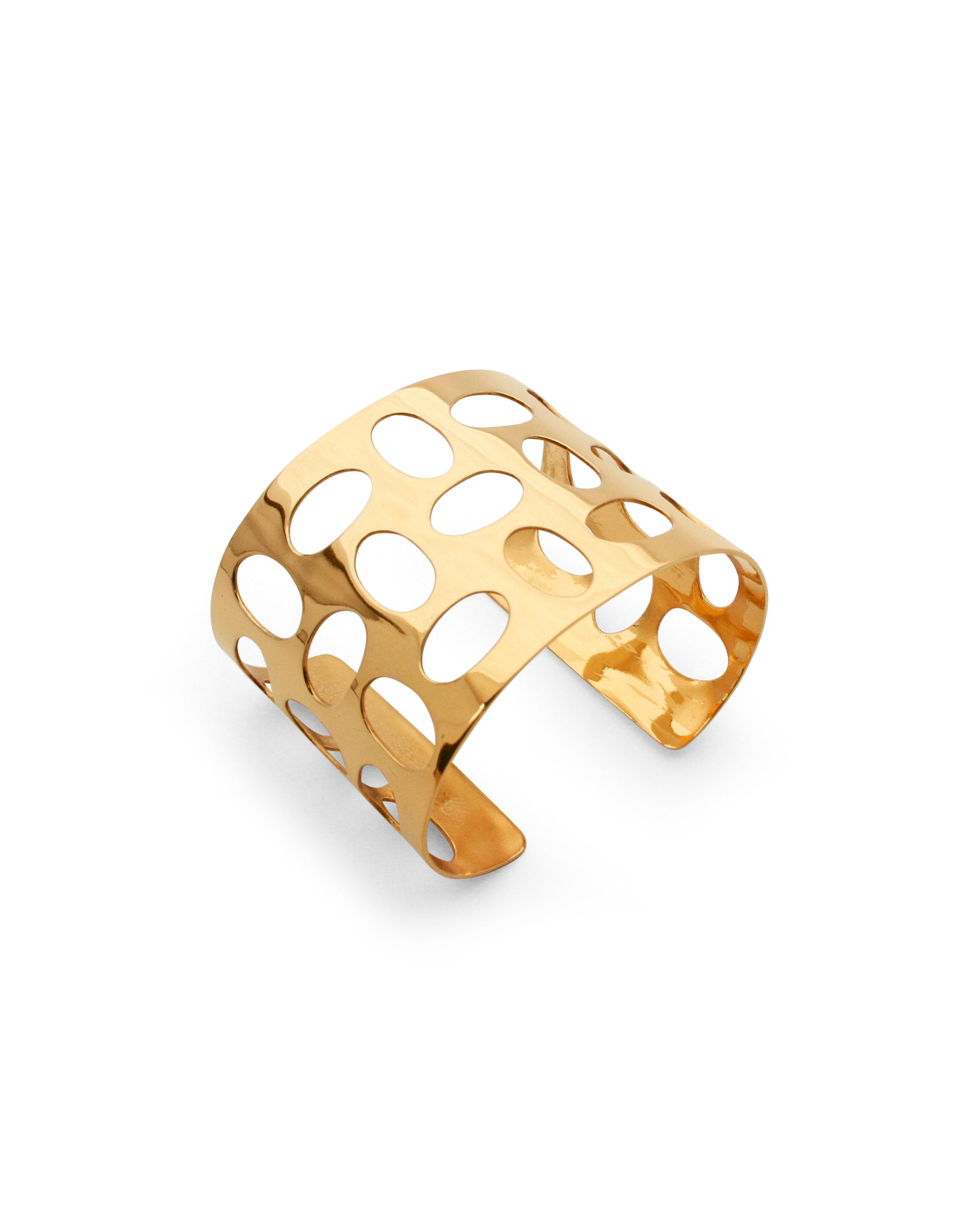 SKIN CUFF II GOLD-PLATED