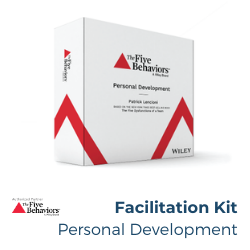 Facilitation Kit - Personal Development