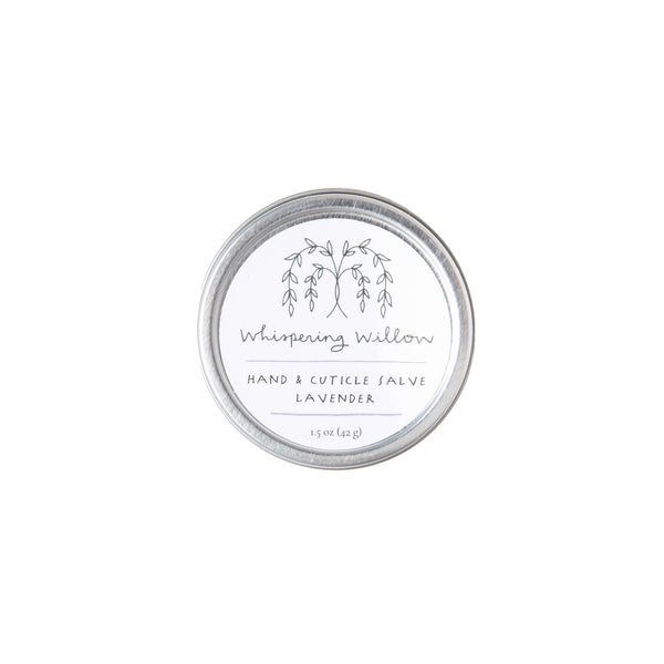 Hand & Cuticle Salve, 6 pack