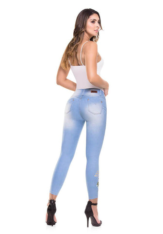 MADIE - Push Up Jean by CYSM