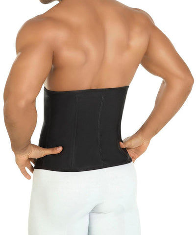 7016 -2hooks-Cinturilla Térmica Ultra Soporte / Men's Support and Control Waist Cincher