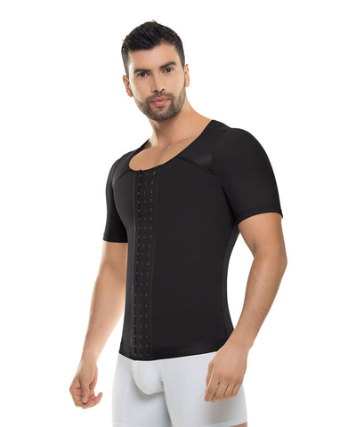 481 - Men's Arm and Abdomen Control Shirt
