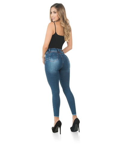 JENNIFER - Push Up Jean by CYSM