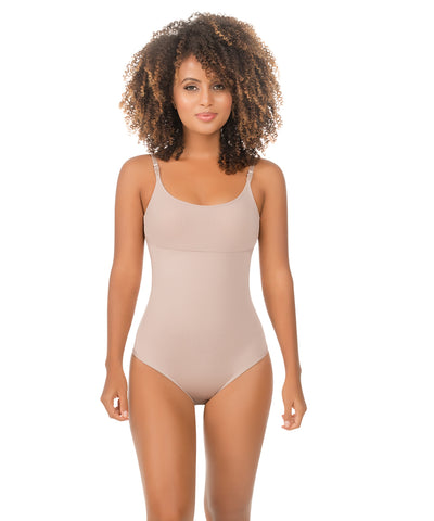 605 - Ultra Flex Firm Abdomen Control Body Shaper Panty