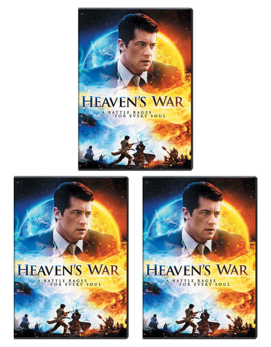 Heaven's War - DVD Share 3-Pack