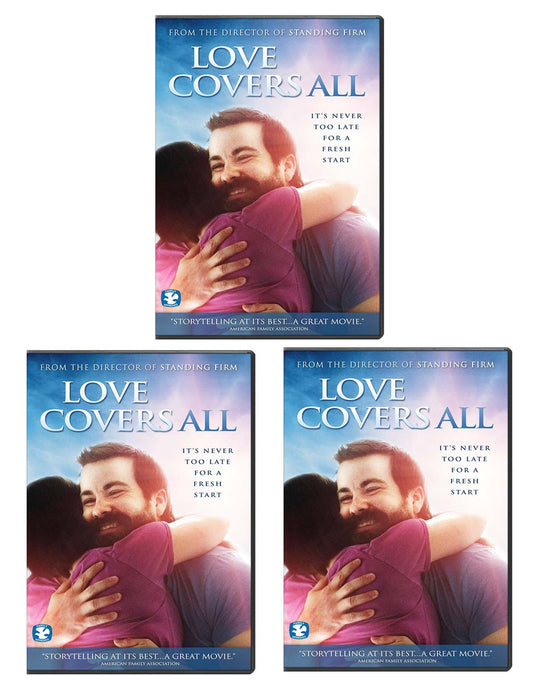 Love Covers All - DVD Share 3-Pack