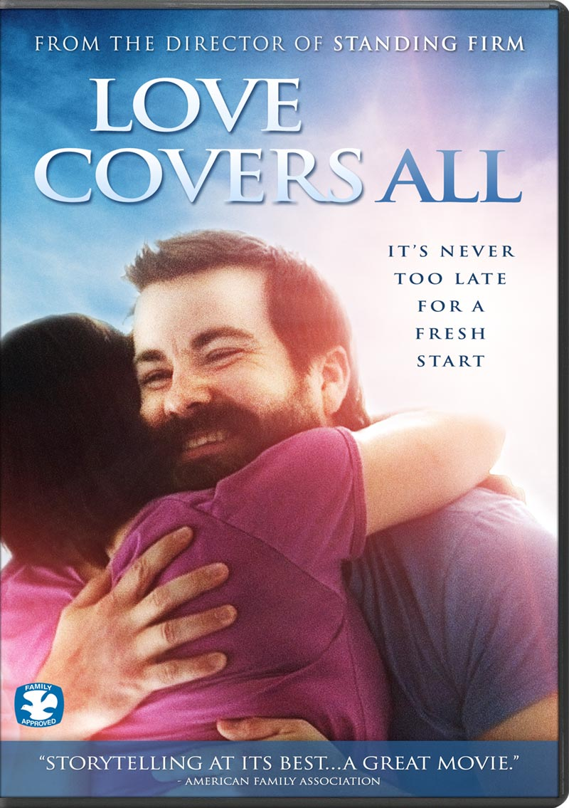 Love Covers All - DVD