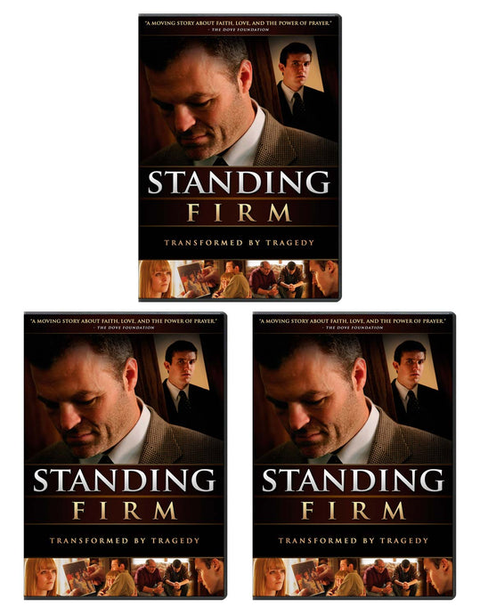 Standing Firm - DVD Share 3-Pack