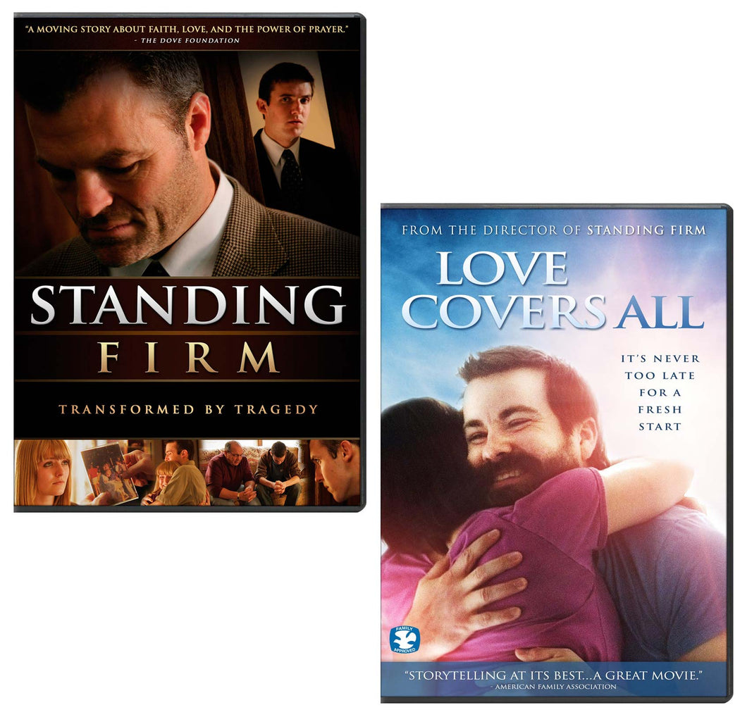 Standing Firm & Love Covers All - DVD 2-Pack