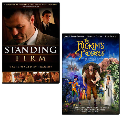 Standing Firm & Pilgrim's Progress - DVD 2-Pack