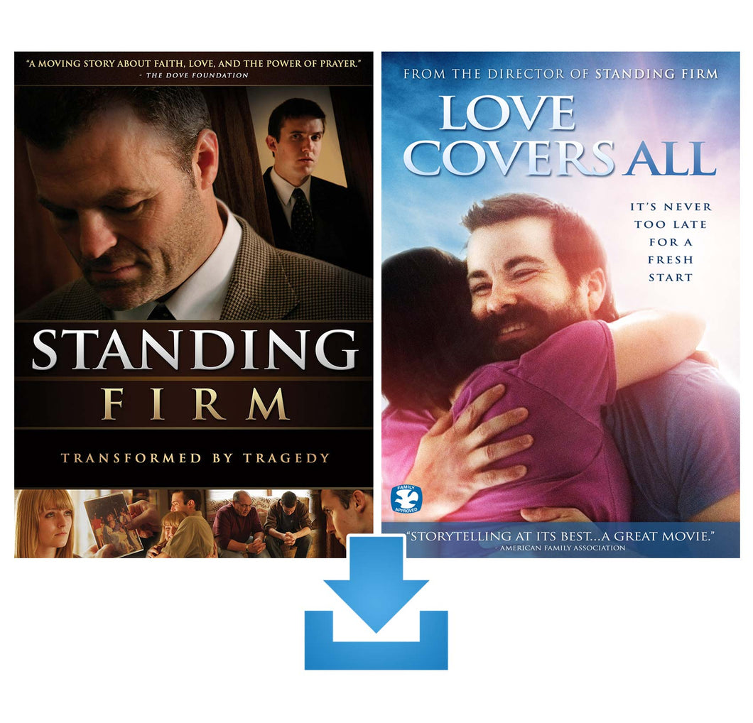 Standing Firm & Love Covers All - Digital 2-Pack