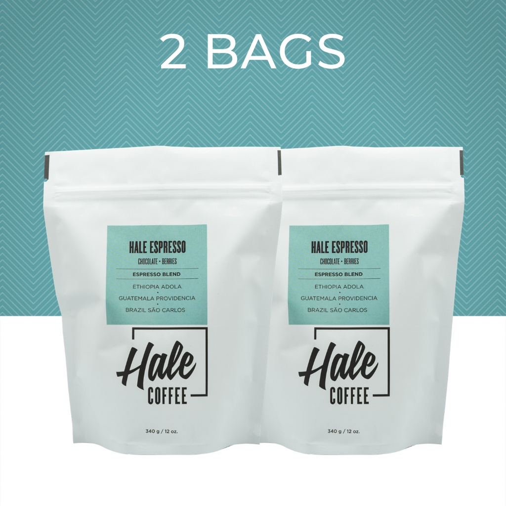Pay-As-You-Go Subscription - Hale Coffee Co.