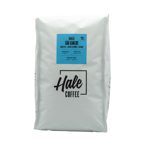 Sāo Carlos - Brazilian Coffee - Hale Coffee Co.