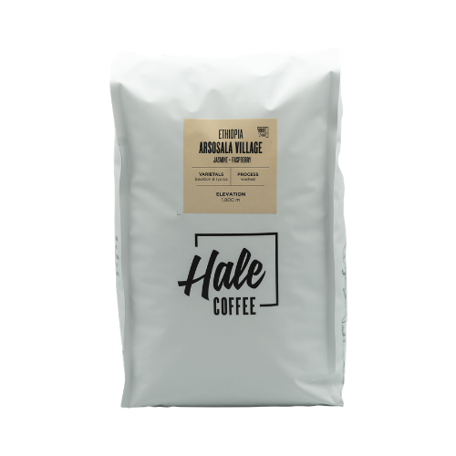 Arsosala Village - Ethiopian Coffee - Hale Coffee Co.