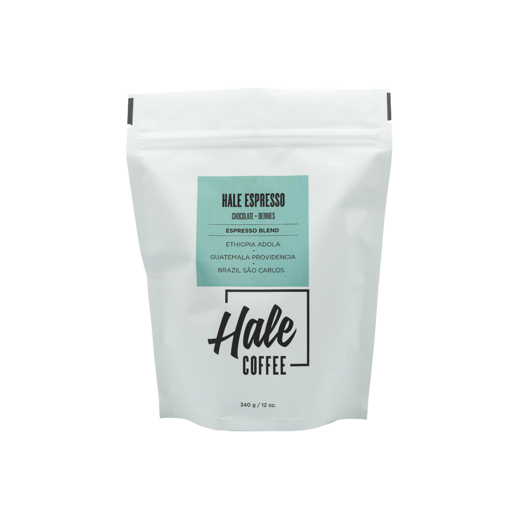 Hale Espresso Blend - Hale Coffee Co.
