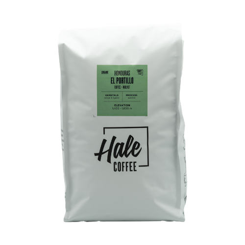 El Portillo – Organic Honduran Coffee - Hale Coffee Co.