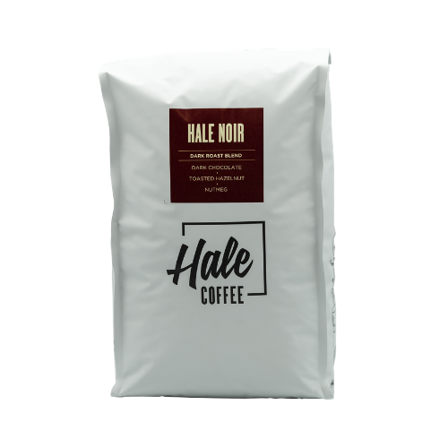 Hale Noir - Dark Roast Blend - Hale Coffee Co.