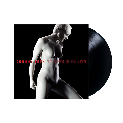 TO LOVE IS TO LIVE SIGNED VINYL