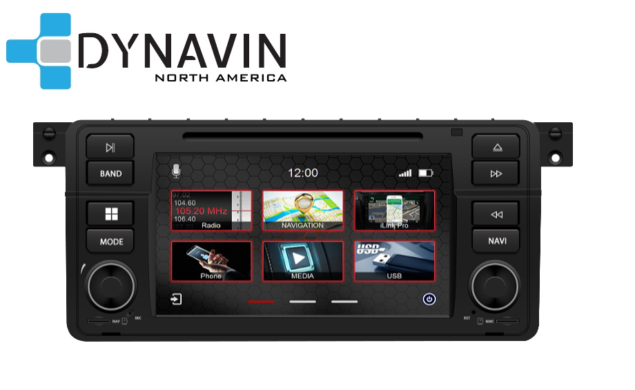 NEW! The Dynavin N7 PRO - Now with Apple CarPlay & Android Auto!