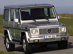 Mercedes G Wagon 2008-2011