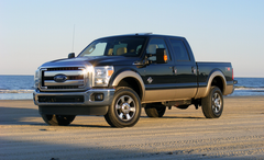 Ford F-350 2005-2012