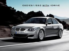 BMW 5 series 2003-2009 (E60/E61/E62) with iDrive