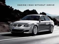 BMW 5 series 2003-2009 (E60/E61/E62) without iDrive