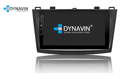 NEW! Dynavin X Series MZ001ix PRO Radio Navigation System for Mazda 3 2009-2013