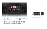 NEW! Dynavin N7-E39 PRO Radio Navigation System for BMW 5 Series 1996-2003