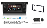NEW! Dynavin N7-E46 PRO Radio Navigation System for BMW 3 series 1998-2006