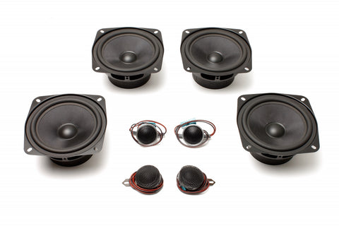 Bavsound Stage One Premium Speaker Upgrade Kit for BMW E39 5 Series - BACKORDERED SHIPS IN AUGUST